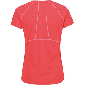 Regatta Virda II T-Shirt Women Fiery Coral